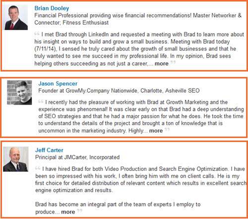 Growth Marketing Testimonials